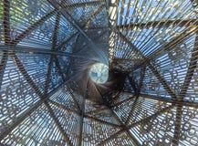 Structure de point de kangourou photos libres de droits