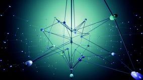 Structure de réseau clips vidéos
