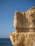 Structure de roche en Oman Photos libres de droits