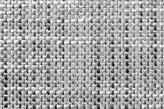 Structure de textile tissé, macro Photos libres de droits