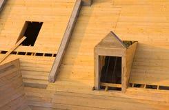 Structure de toit Images stock