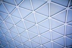 Structure de toit moderne Photos libres de droits