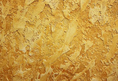 Structure of decorative plaster Royalty Free Stock Photo
