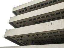 Structure en béton de garage photos stock
