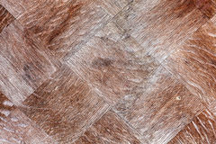 Structure en bois Photo libre de droits