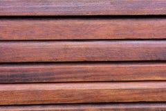 Structure en bois de mur Image libre de droits