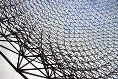Structure en métal image stock