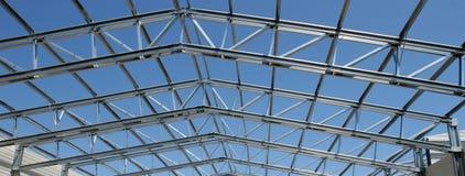 Structure en métal Photo libre de droits
