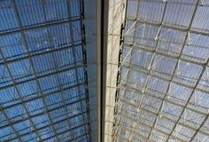 Structure en verre Image stock