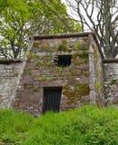 Structure gothique d'horreur Images stock