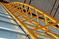 structure intérieure buidling Photos libres de droits