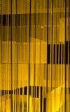 Structure jaune image libre de droits