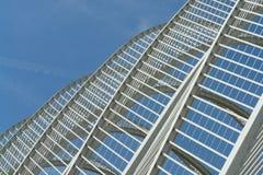 Structure métallique Images libres de droits