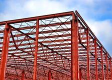 Structure métallique Images stock