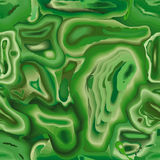 Structure of a mineral malachite seamless pattern. Stock Photography