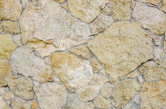 The structure of natural stone close up. Royalty Free Stock Photos