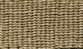 The structure of a needlework, weaving. Royalty Free Stock Photography