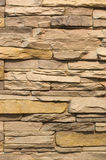 Structure Of A Stone Wall Royalty Free Stock Images