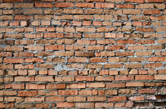 Structure of old brick wall Stock Photo