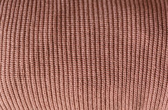 Structure pink fabric Royalty Free Stock Image