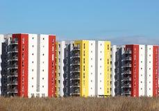 Structure résidentielle Photo stock