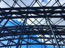 Structure renforcée de pont photos stock