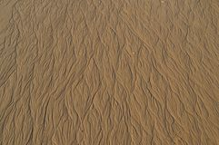 Structure of sand royalty free stock photos