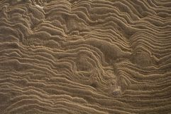 Structure of sand Stock Images