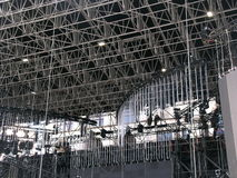 Structure of stage Royalty Free Stock Photo