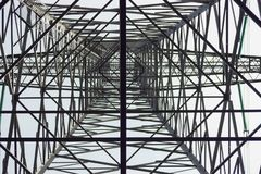 Structure, Symmetry, Line, Electrical Supply royalty free stock photography