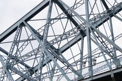 Structure, Tourist Attraction, Steel, Metal Stock Image