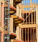 Structure under Construction Royalty Free Stock Images
