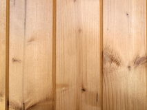 Structure varnished wood , southern Bohemia Royalty Free Stock Images