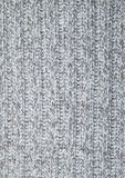 The structure of wool fabric Royalty Free Stock Photography