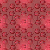 Structured seamless vinous  pattern Stock Photography