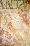 Structureel pleister op muur Royalty-vrije Stock Afbeelding