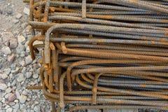 Structureel staal Stock Fotografie