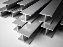 Structureel staal Royalty-vrije Stock Afbeeldingen