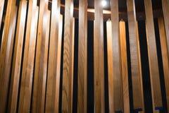 Structuren van hout, textuur, achtergrond worden gemaakt die Stock Foto