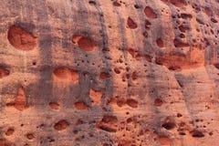 Artwork of nature in Uluru Ayers Rock, Northern Territory, Australia royalty free stock photos