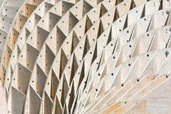 Structures en bois Photographie stock libre de droits