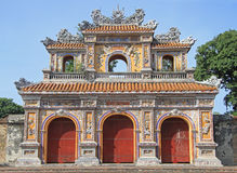 Structures of Hue Citadel Complex Royalty Free Stock Images