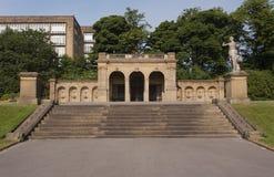 Structures victoriennes de parc Photographie stock libre de droits