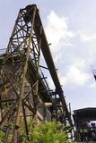 Structures of the Vitkovice Iron and Steel Works Royalty Free Stock Photography