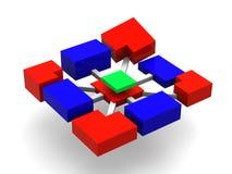 Structuur vector illustratie