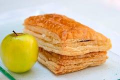 strudel μήλων Στοκ φωτογραφία με δικαίωμα ελεύθερης χρήσης
