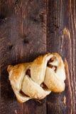 Strudel της Apple Στοκ Εικόνες