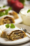 Strudel Royalty Free Stock Photos