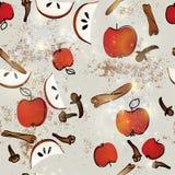Strudel aux pommes Photo libre de droits