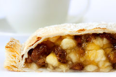 Strudel de Apple Fotografia de Stock Royalty Free